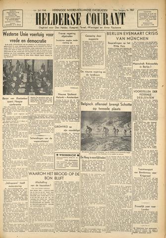 Heldersche Courant 1948-07-20