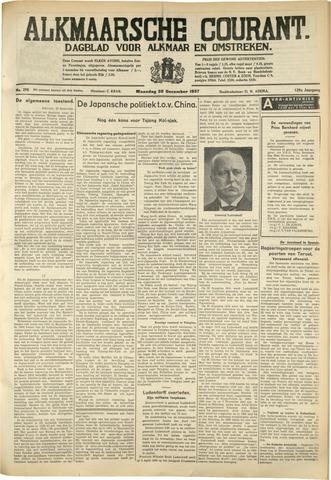 Alkmaarsche Courant 1937-12-20