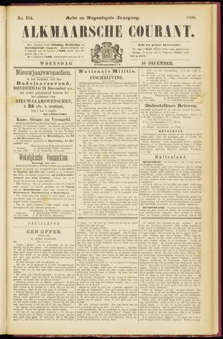 Alkmaarsche Courant 1896-12-16