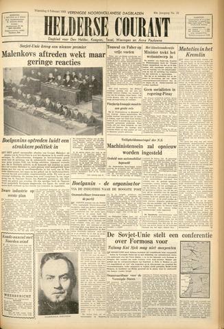 Heldersche Courant 1955-02-09
