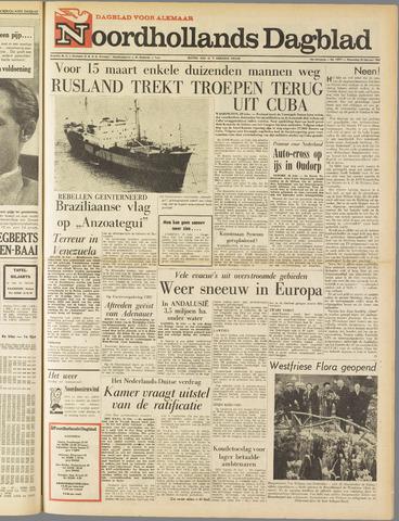 Noordhollands Dagblad : dagblad voor Alkmaar en omgeving 1963-02-20