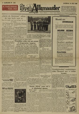 De Vrije Alkmaarder 1948-07-10