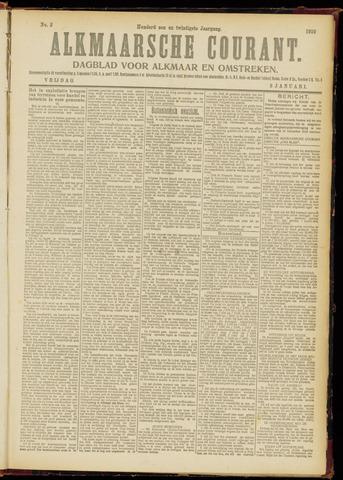Alkmaarsche Courant 1919-01-03