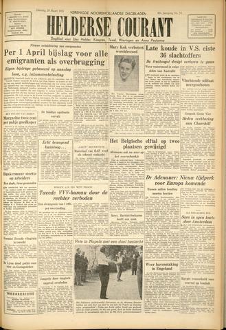 Heldersche Courant 1955-03-29