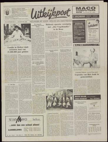 Uitkijkpost : nieuwsblad voor Heiloo e.o. 1992-02-26