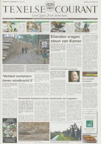Texelsche Courant 2009-10-20