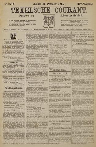 Texelsche Courant 1911-12-31