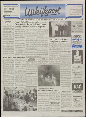 Uitkijkpost : nieuwsblad voor Heiloo e.o. 2001-02-21