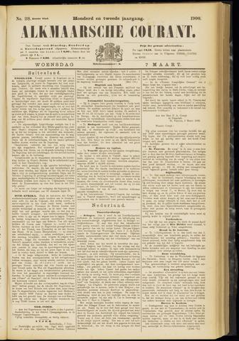 Alkmaarsche Courant 1900-03-07