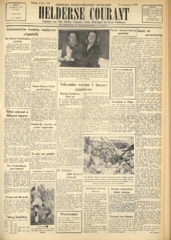 Heldersche Courant 1947-10-21