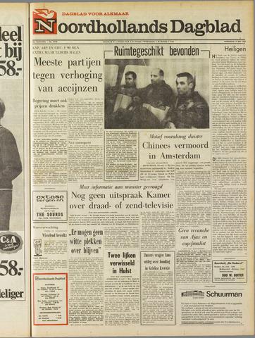 Noordhollands Dagblad : dagblad voor Alkmaar en omgeving 1969-05-14