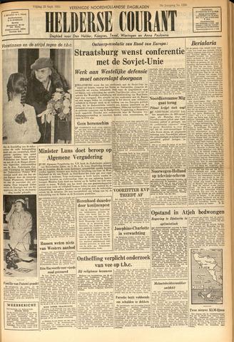 Heldersche Courant 1953-09-25