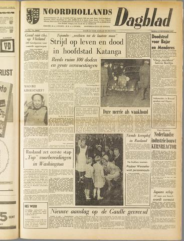 Noordhollands Dagblad : dagblad voor Alkmaar en omgeving 1961-09-15
