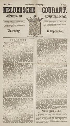 Heldersche Courant 1873-09-03