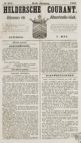 Heldersche Courant 1866-05-05