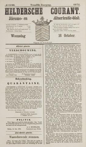 Heldersche Courant 1872-10-16