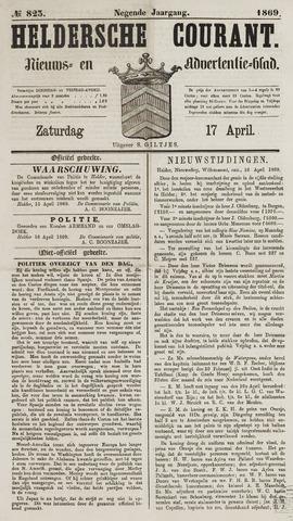 Heldersche Courant 1869-04-17