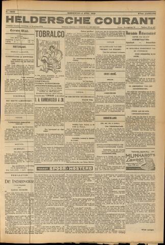 Heldersche Courant 1929-04-04