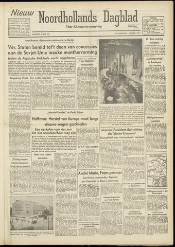 Nieuw Noordhollandsch Dagblad : voor Alkmaar en omgeving 1948-07-26