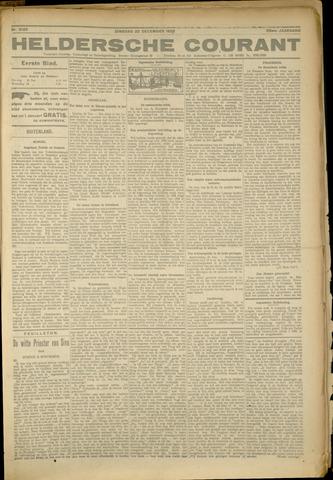 Heldersche Courant 1925-12-22