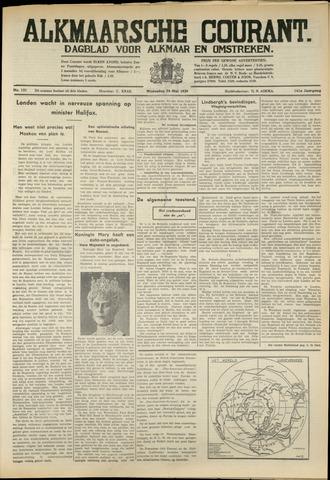 Alkmaarsche Courant 1939-05-24