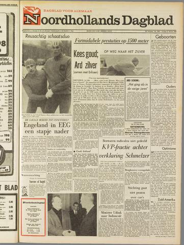 Noordhollands Dagblad : dagblad voor Alkmaar en omgeving 1968-02-16