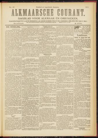 Alkmaarsche Courant 1917-06-25