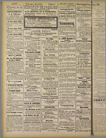 Ons Blad : katholiek nieuwsblad voor N-H 1916-07-25