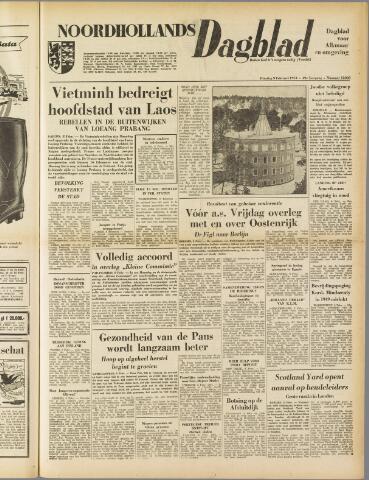 Noordhollands Dagblad : dagblad voor Alkmaar en omgeving 1954-02-09