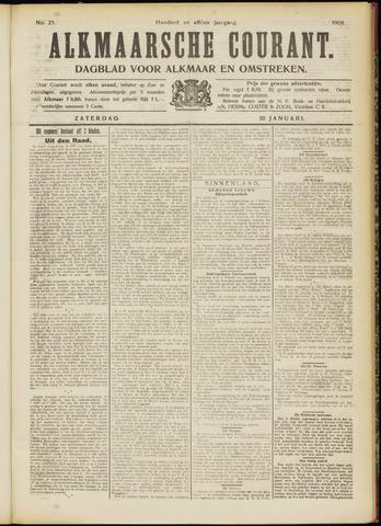 Alkmaarsche Courant 1909-01-30