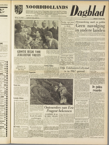 Noordhollands Dagblad : dagblad voor Alkmaar en omgeving 1961-03-07