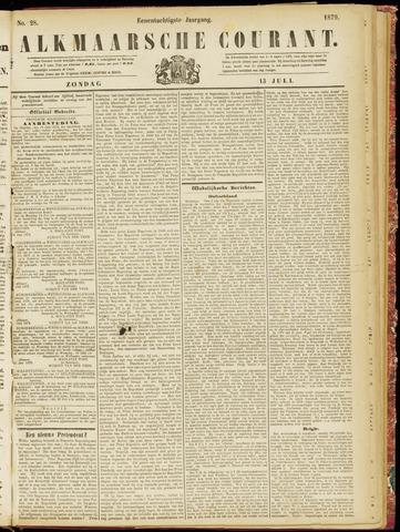 Alkmaarsche Courant 1879-07-13