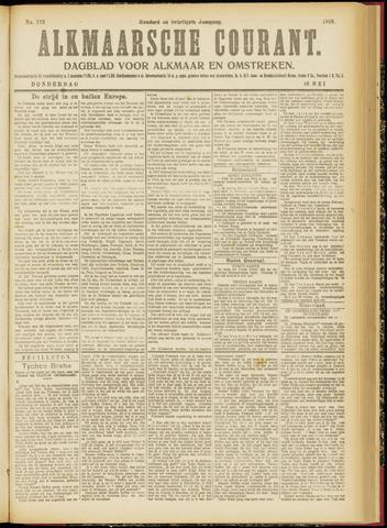 Alkmaarsche Courant 1918-05-16