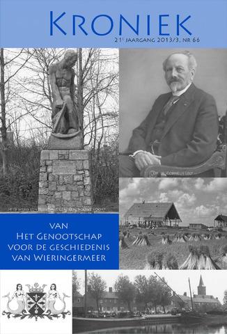Kroniek Historisch Genootschap Wieringermeer 2013-12-01