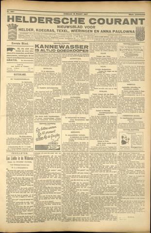 Heldersche Courant 1927-03-15