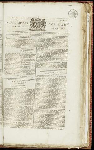 Alkmaarsche Courant 1825-03-14