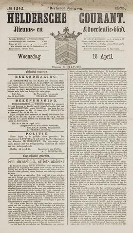 Heldersche Courant 1873-04-16