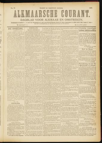 Alkmaarsche Courant 1917-01-24