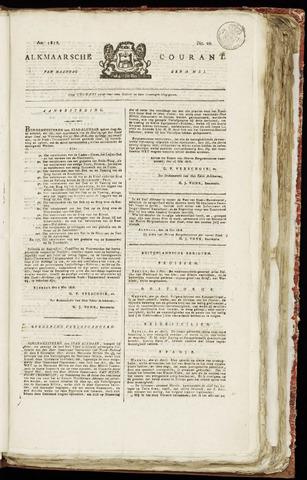 Alkmaarsche Courant 1818-05-18