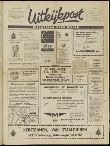 Uitkijkpost : nieuwsblad voor Heiloo e.o. 1971-12-22