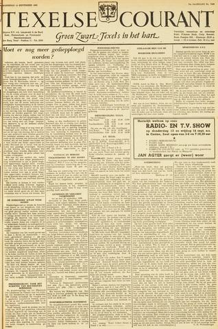 Texelsche Courant 1960-09-14