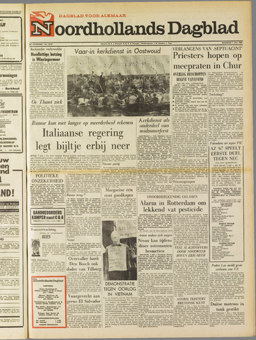 Noordhollands Dagblad : dagblad voor Alkmaar en omgeving 1969-07-07