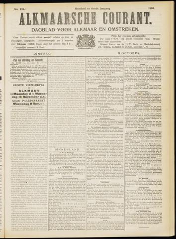 Alkmaarsche Courant 1908-10-13