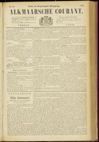 Alkmaarsche Courant 1896-06-05