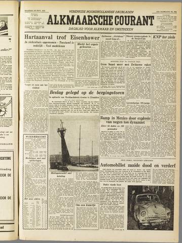 Alkmaarsche Courant 1955-09-26