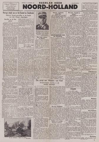 Dagblad Noord-Holland, Schager editie 1943-11-16