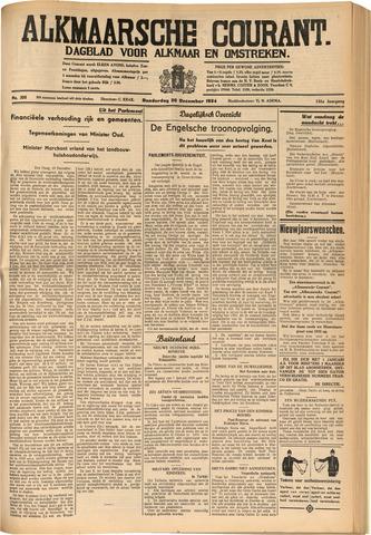 Alkmaarsche Courant 1934-12-20
