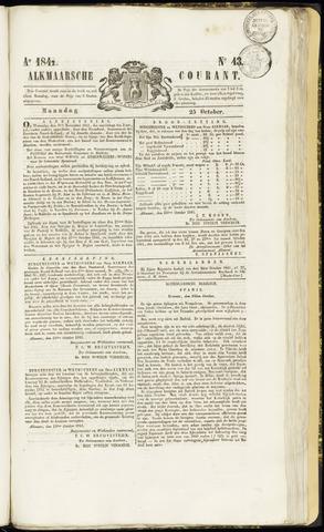 Alkmaarsche Courant 1841-10-25