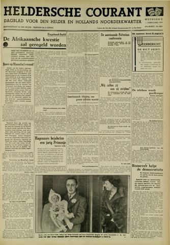 Heldersche Courant 1939-02-01