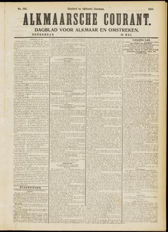 Alkmaarsche Courant 1913-05-29